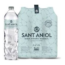 PACK 6 UNIT 1,5 L SANT ANIOL
