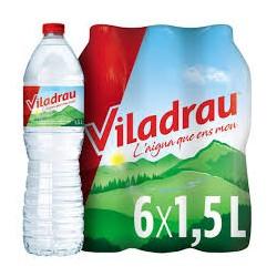 VILADRAU PACK 6 AMPOLLES 1,5 L